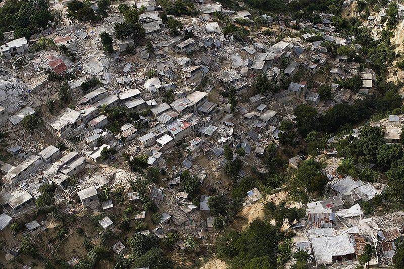 The 3rd Anniversary of the Haitian Earthquake